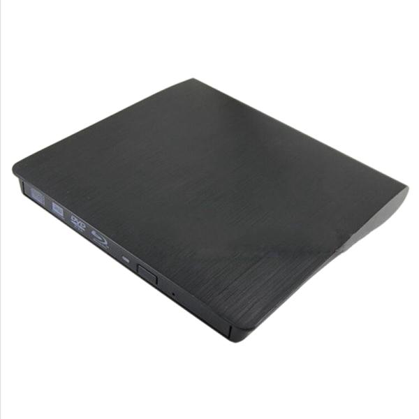 External Bluray DVD Drive USB 3.0 Slim Bluray Blu Ray 3D DVD CD Drive for Laptop Mac Desktop Windows Mac OS Linux