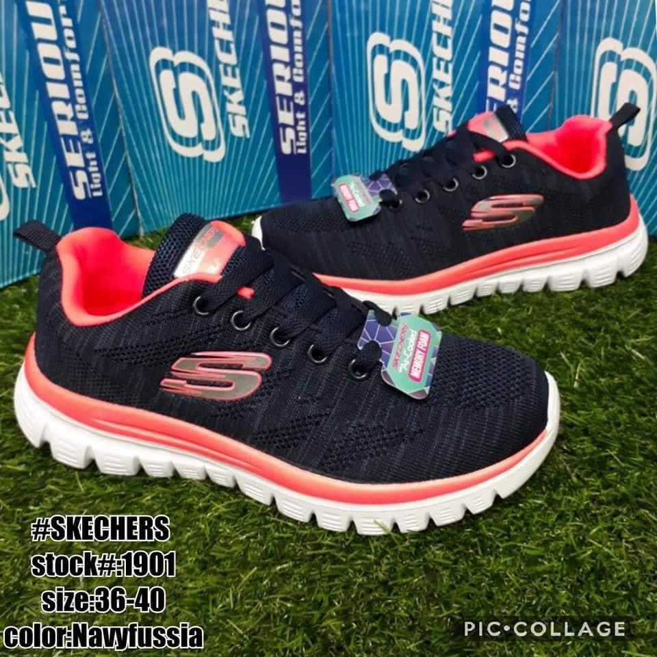 skechers running shoes lazada