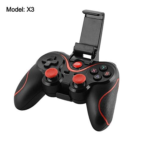 Gen Game x3 Wireless Bluetooth Gamepad Controller with Bracket