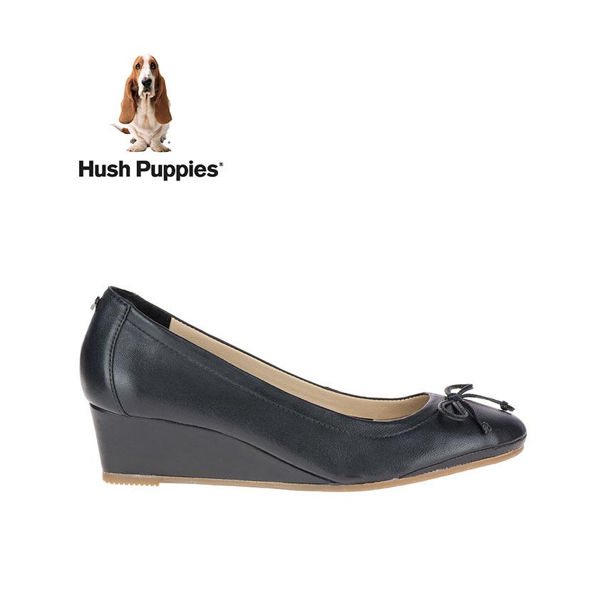 Hush Puppies Womens Kacie Martina Wedge Pump