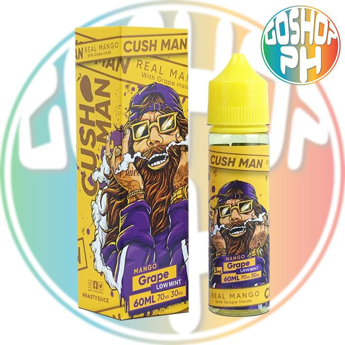 Cush Man - Real Mango Vape Juice, Ejuice, Eliquid