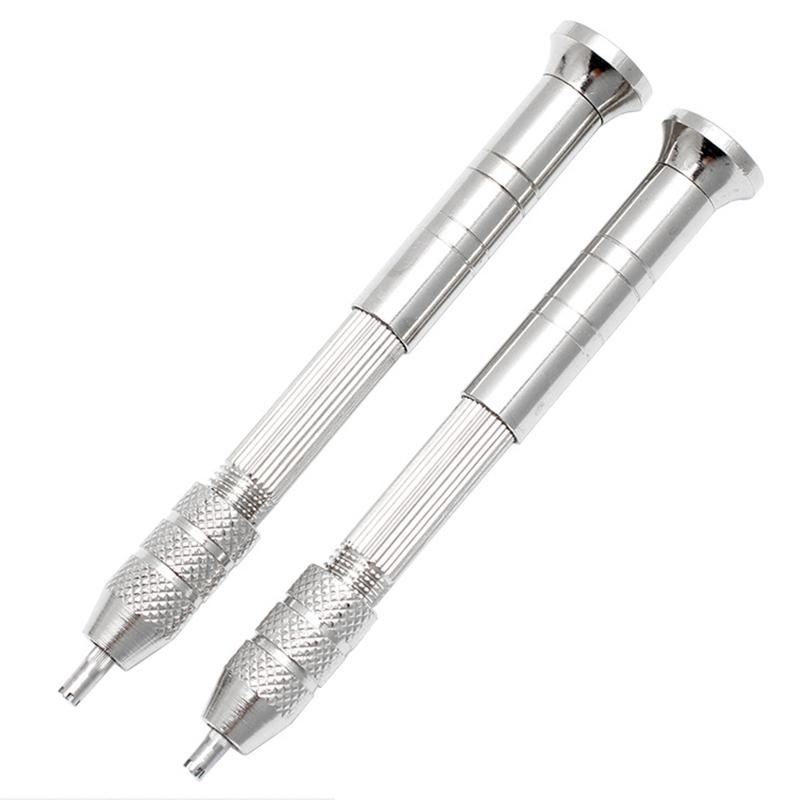 4 Prongs 5 Prongs 2.75mm Blades Precision RM Screwdriver for RICHARD MILLE Watch Change Rubber Strap Band Bezel Case Back Screw