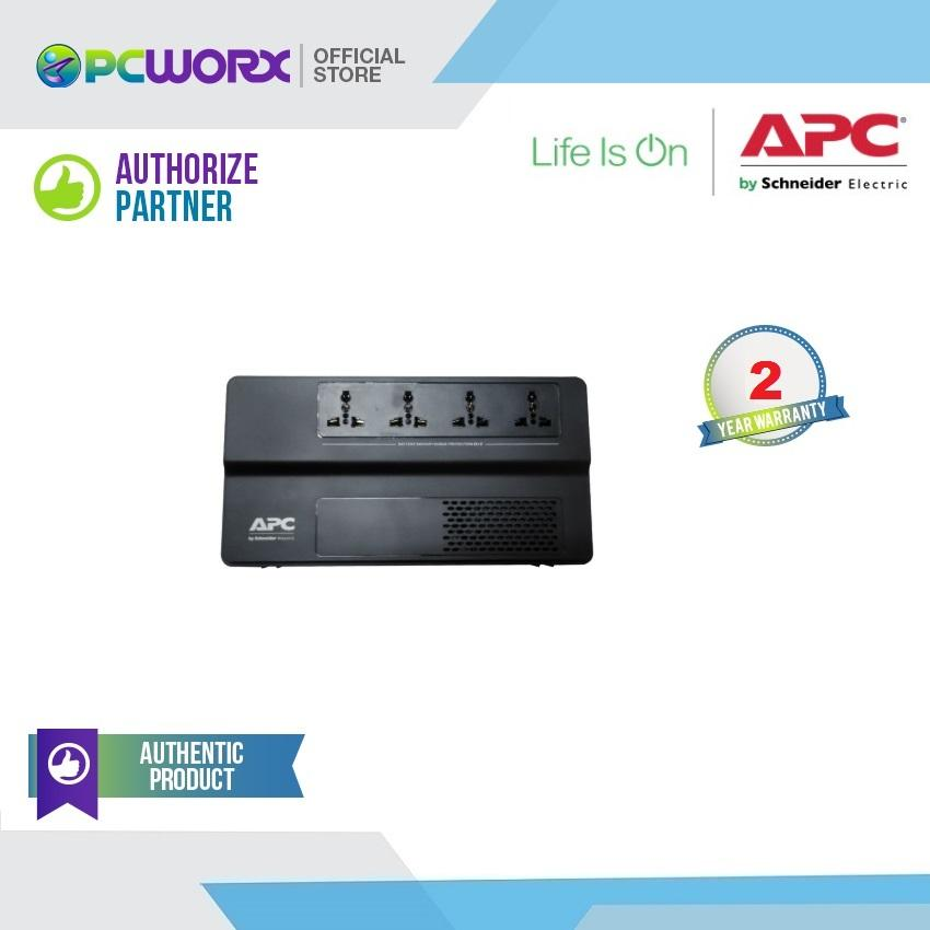 APC BV1000I-MS 1000VA/600Watts Line Interactive with AVR