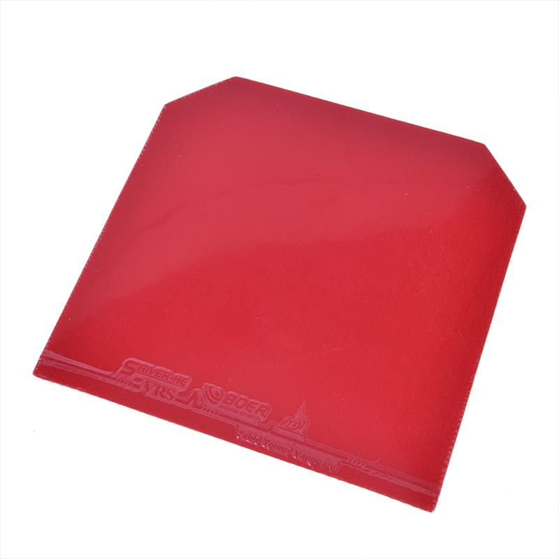 Lemary Table Tennis Bat Rubber Genuine Anti-Mucosal Sponge Table Tennis Accessories Red