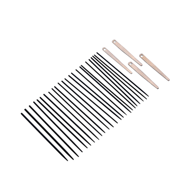 1 Set 24Pcs Sax Spring Needles+4Pcs Sax Spring Leaf Screws DIY Saxophone Accessory for Saxophonist Malaysia