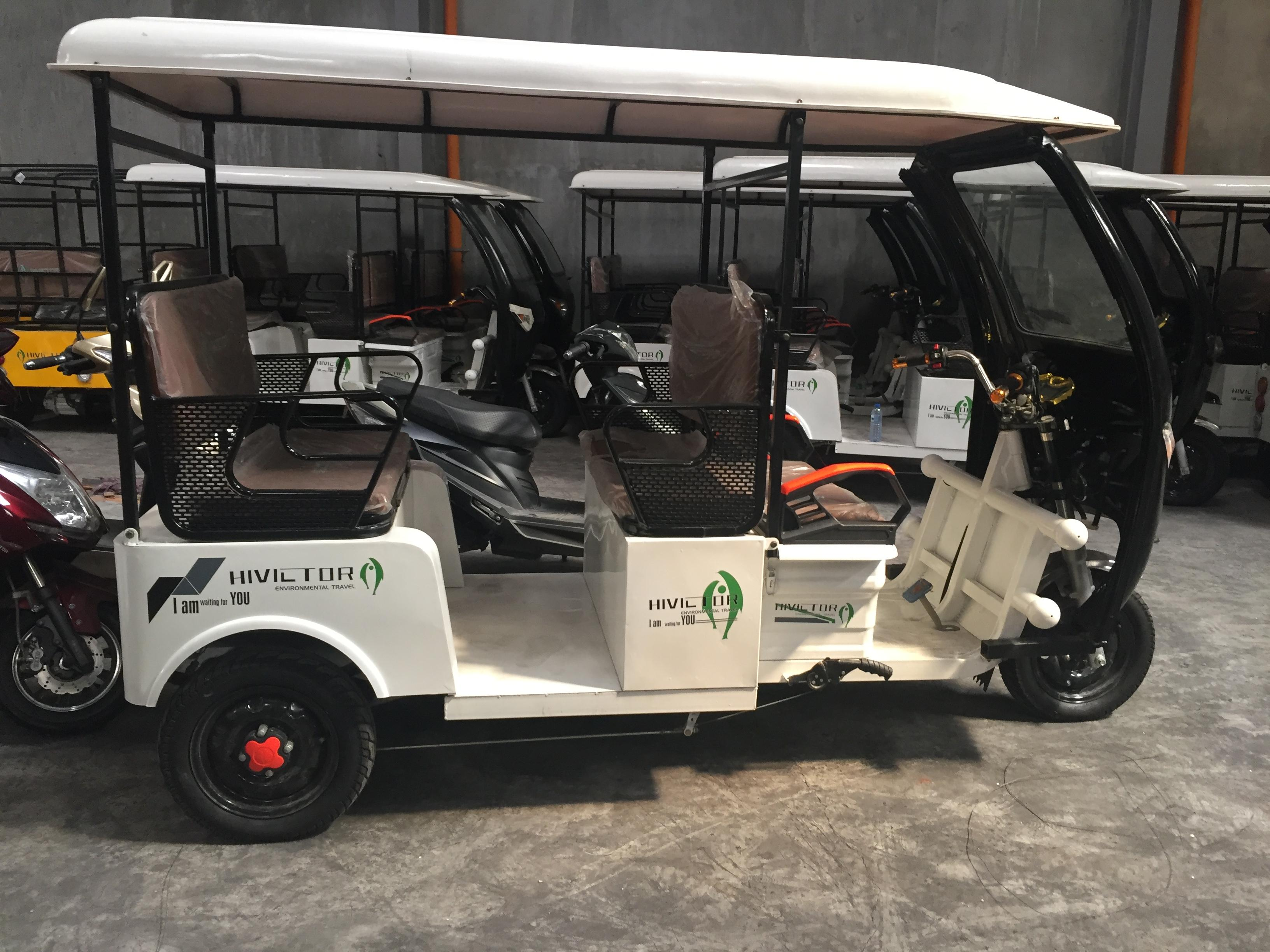 Electric Golf Cart (hiviltor) By Flow Shop.