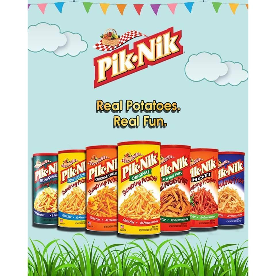 Pik-Nik Philippines: Pik-Nik price list - Shoestring Potato Chips
