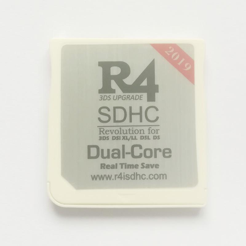 2019 R4 R4i Gold Pro Dual Core RTS Flash Card Adapter for DS 2DS New 3DS XL  V1 0-11 9