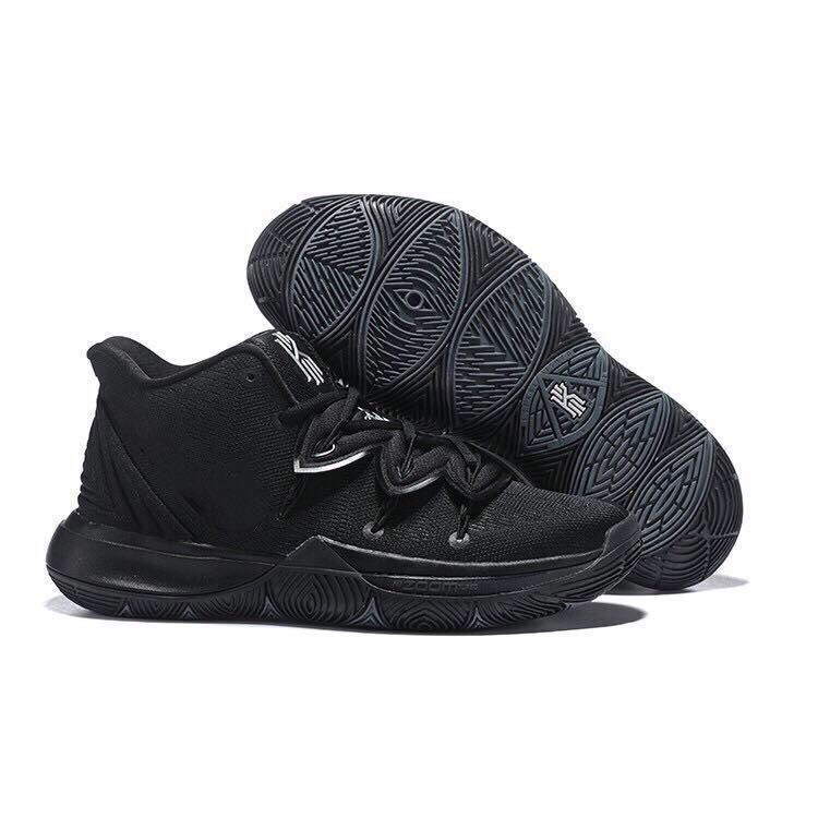 quality design a4b1a 91cd6 Kyrie 5 Basketball Shoes For Men All Black OEM