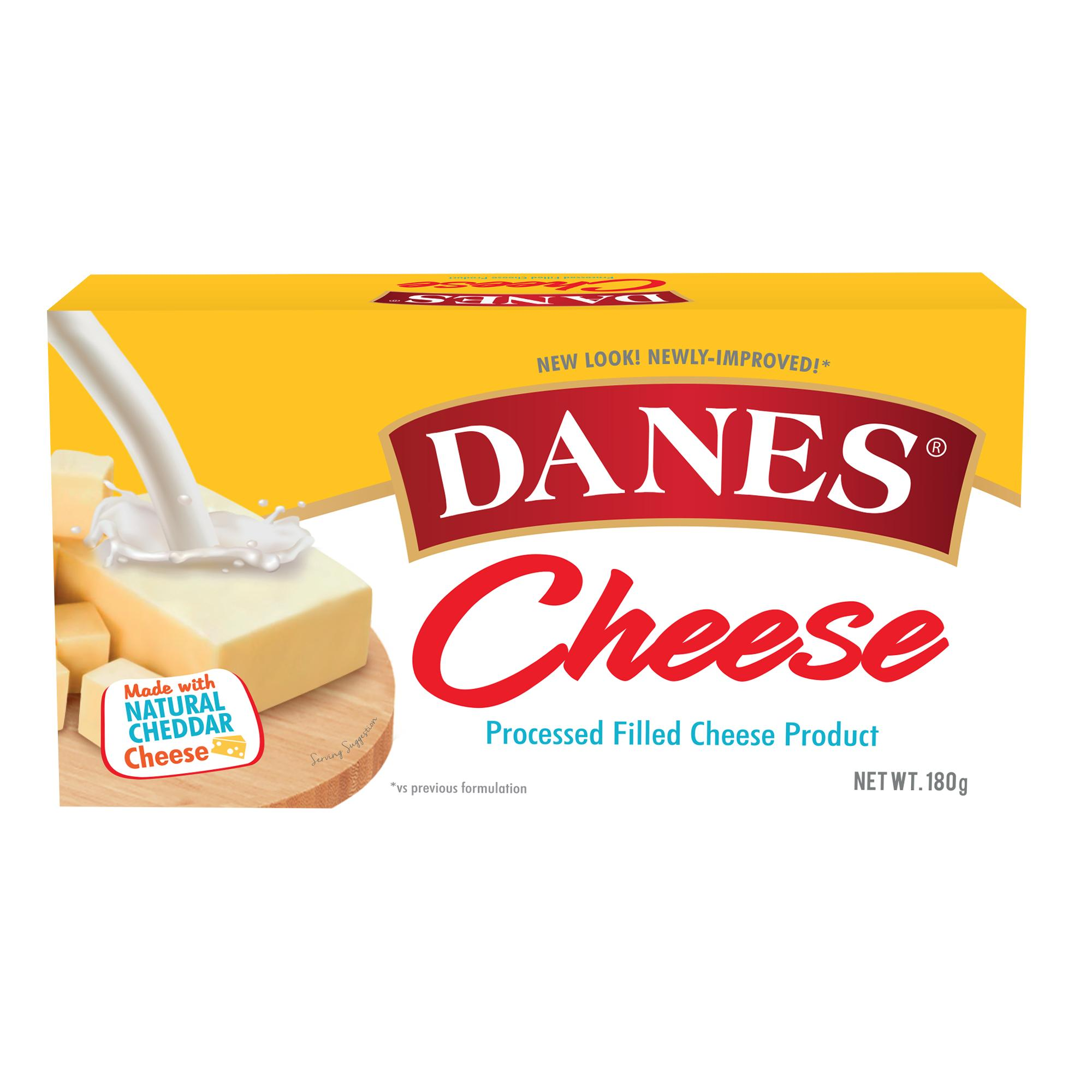 DANES CHEESE BLOCK 180G: Buy sell online Instant Food & Ready to ...