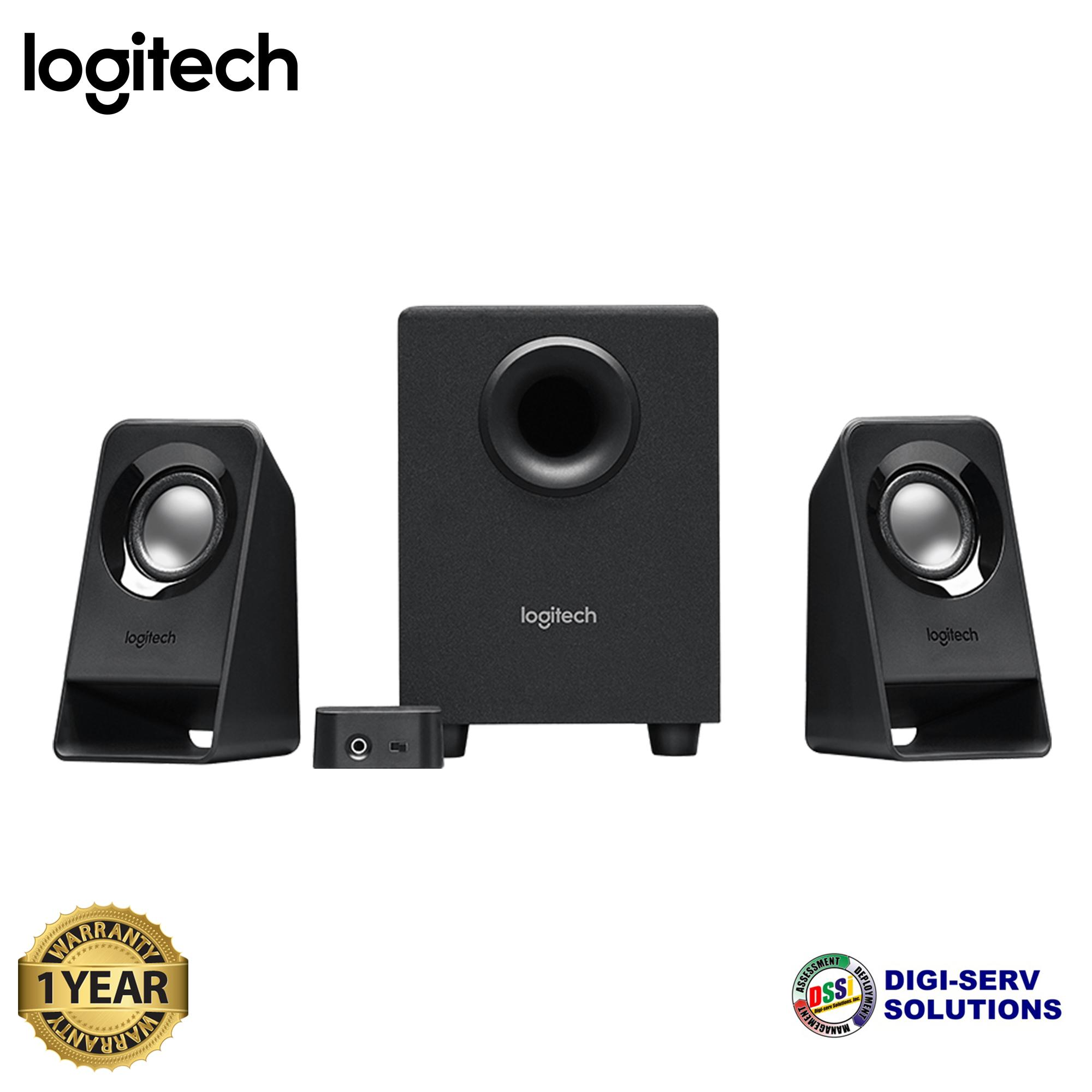 af868a22cf8 Logitech Z213 Compact Speaker System For Your Desktop Laptop Speakers  (Black)