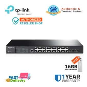 TP-LINK T2600G-28TS (TL-SG3424) V1 SWITCH DRIVER