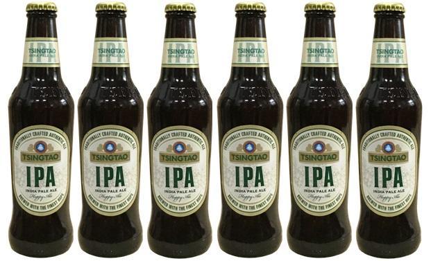 Tsingtao Ipa (indian Pale Ale) In Bottle 330ml X 6 By Gnptradingcorp..
