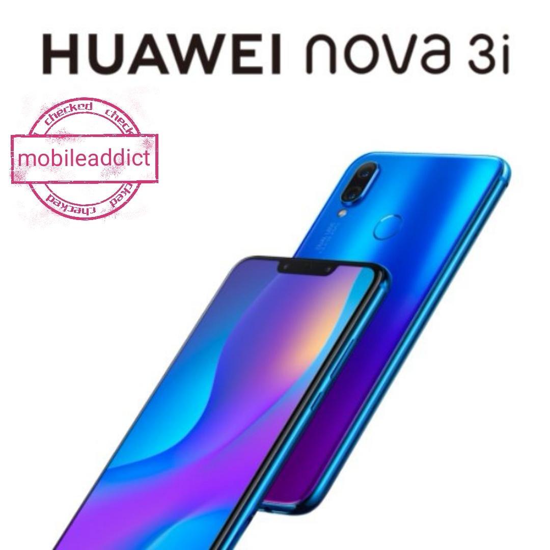 Huawei Nova 3i NTC