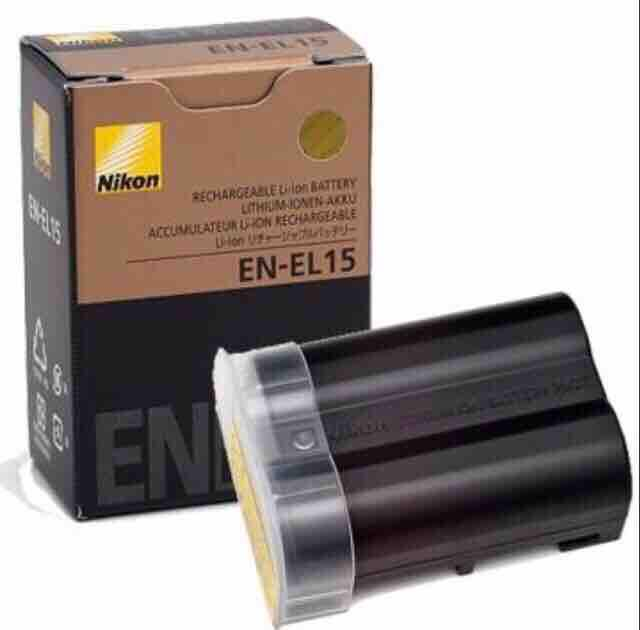 Nikon Battery EL-15 For D810/D800/D750/D610/D600/D7200/D7000