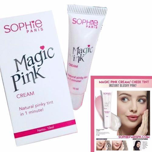 Bonbon Shop Sophie Paris Magic Pink Cream 10 Ml By Bonbons Shop.