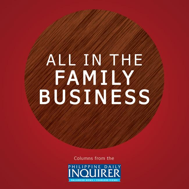 All In The Family Business By Inquirer Digital Store.
