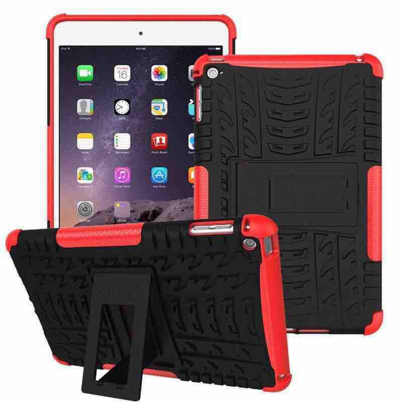 Samsung Tab A 8 Inches T350/p355 Shockproof Case With Stand Heavy Duty Back Case By Pinna.