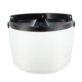 Ống kính che chắn kính che nắng 3 Snap Flip Up đa năng cho Mũ bảo hiểm xe máy mặt hở cổ điển thumbnail