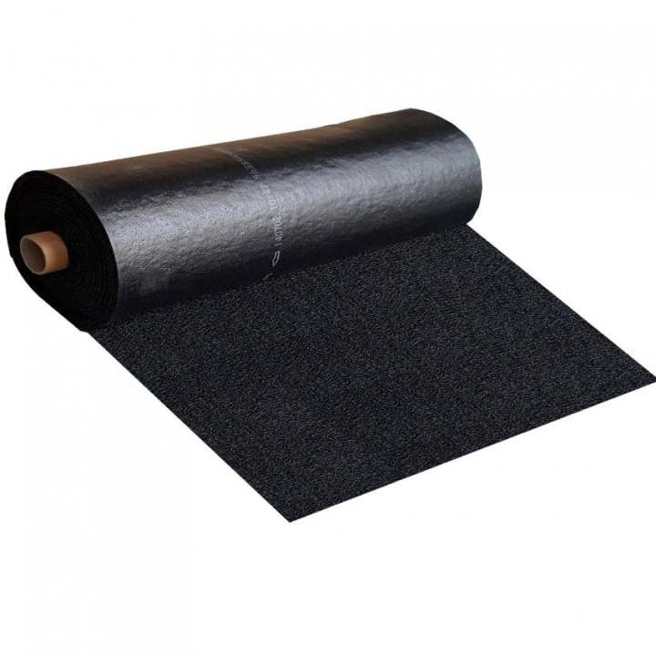 4ft X 5ft Black Rubber Car Matting Sphagetti Matting No