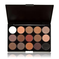 15 Colors Women Cosmetic Makeup Neutral Nudes Warm Eyeshadow Palette - intl Philippines
