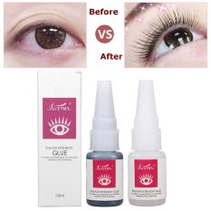 15ml Long Lasting 30 Days Glue False Eye Lash Extensions Eyelashes Adhesives Black- intl Philippines