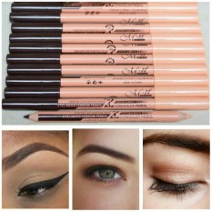 2 in 1 Eyeliner Eyebrow Pencil Contour Concealer Pencil  (set of 3) Philippines