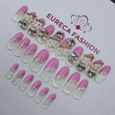 24pcs nails tips pre design False Nails Tips Fake Nail Art Tips Philippines