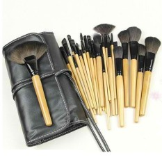 24pcs Professional Makeup Brushes Set (Black&yellow) Philippines