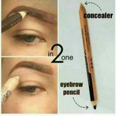 2in1 Eyeliner/Eyebrow and Concealer Pencil Philippines