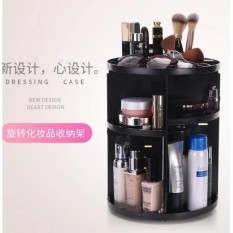 360 Rotating Make up Organizer Makeup Storage Display Organizer Box 360 Degree Make Up Holder Rotating Cosmetic Storage Display Makeup Rack Beauty Care Holder Rack Colored Cosmetic Drawers Jewelry Philippines