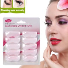5Pairs/Set Silicone Perming Lifting 3D Eyelash Curler Shield Pad Makeup Tool - intl Philippines