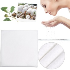 60Pcs/Bag Disposable Cotton Soft Makeup Facial Cleansing Pads Removal Tool - intl Philippines