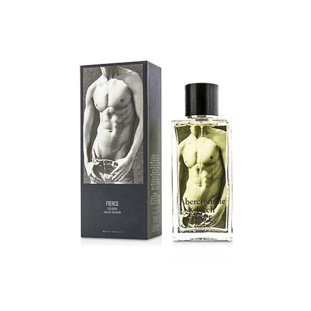 Abercrombie & Fitch Fierce Eau de Cologne For Men 100ml product preview, discount at cheapest price