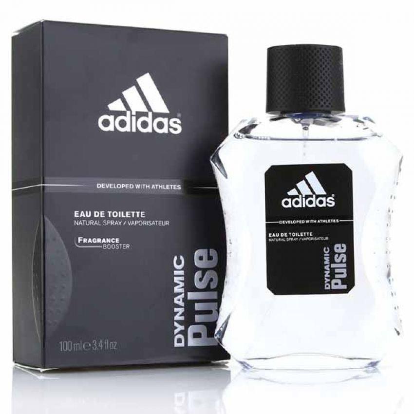 Adidas Dynamic Pulse Eau De Toilette 100ml - thumbnail