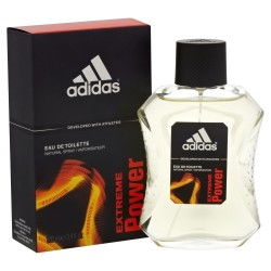 Adidas Extreme Power Eau De Toilette for Men 100ml (UPC:3607345852577)