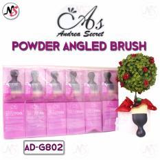 Andrea Secret AD-G802 Powder Angled Brush (Black) Philippines