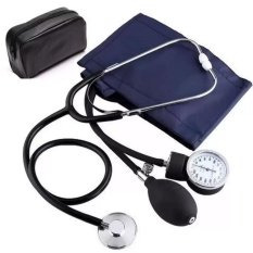 Aneroid Sphygmomanometer Blood Pressure Measure Device Kit Cuff Stethoscope By Happy Choice.