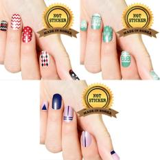 Art Ongle Nail Polish Applique Set 72 Philippines