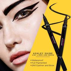 Ashley Shine 2 in 1 Eyebrow & Eyeliner Philippines