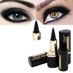 Aukey newstyle Waterproof Eyeliners Elastic No Shading Gift Accessory Black Portable Long - intl Philippines