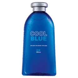 Avon Cool Blue Ice Splash Cologne 150ml