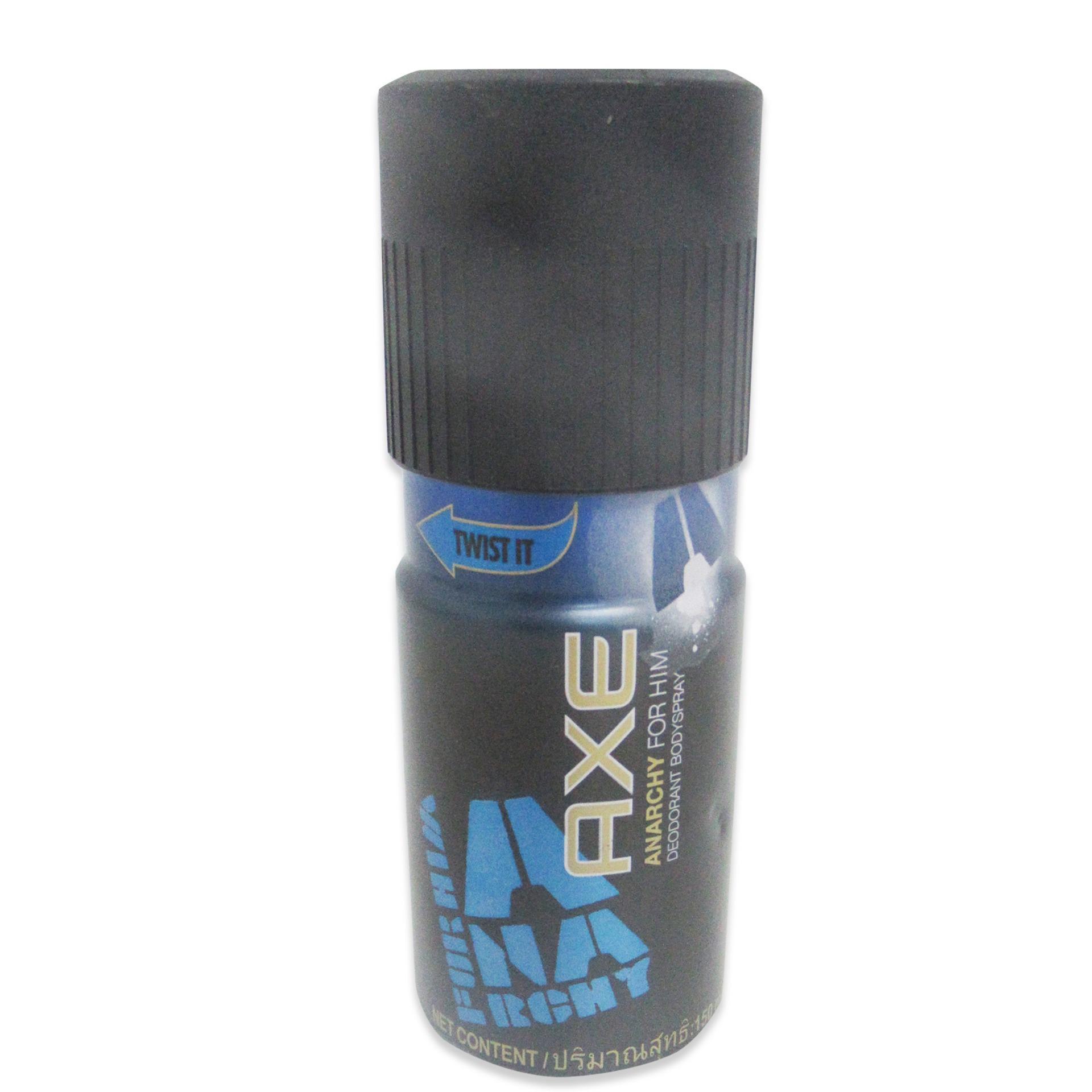 Axe Amarchy For Him Deodorant Body Spray 150ml 006472 w39
