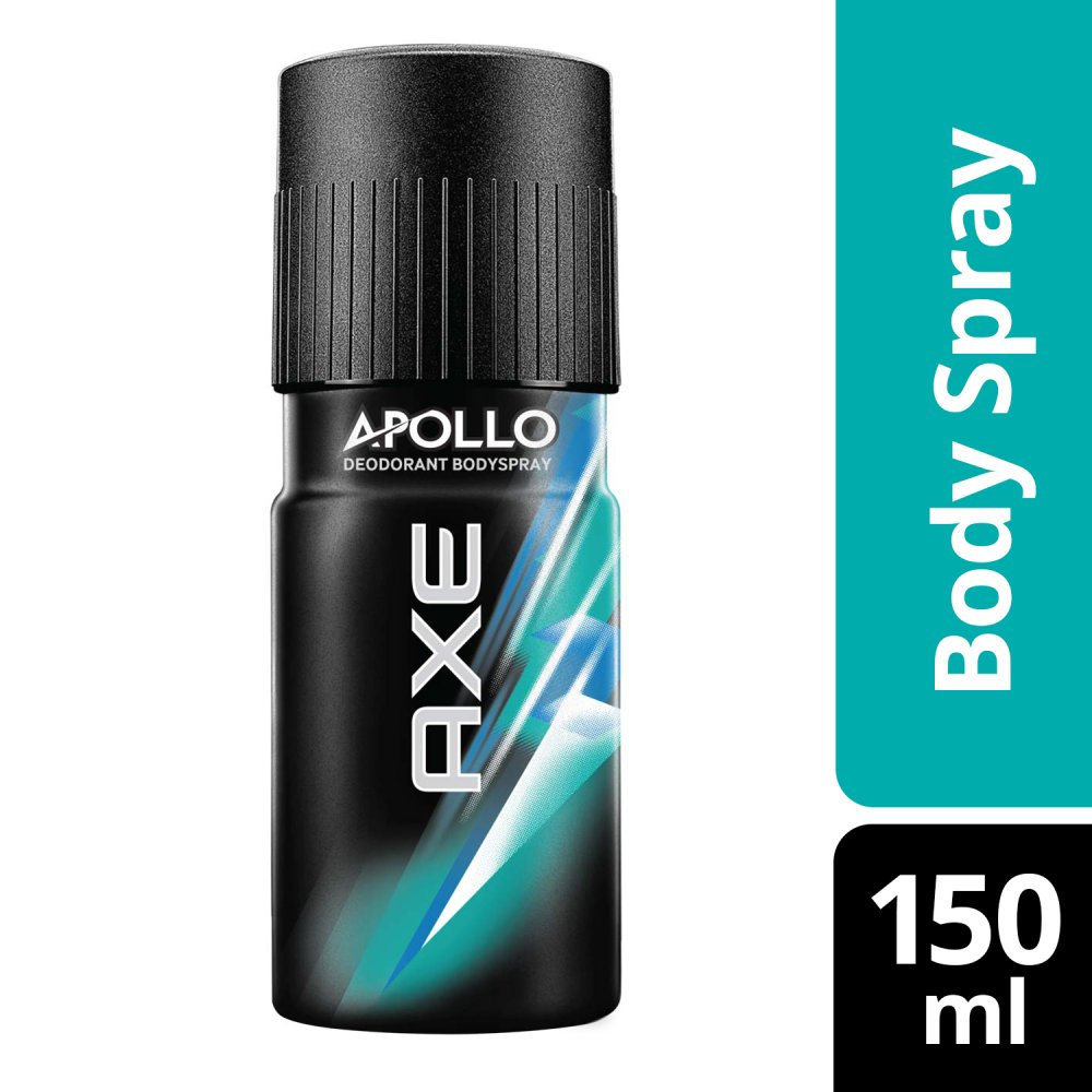 AXE BODY SPRAY APOLLO 150ML . - thumbnail