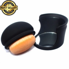 Ball Shaped All Purpose Make Up Brush with Mirror Philippines