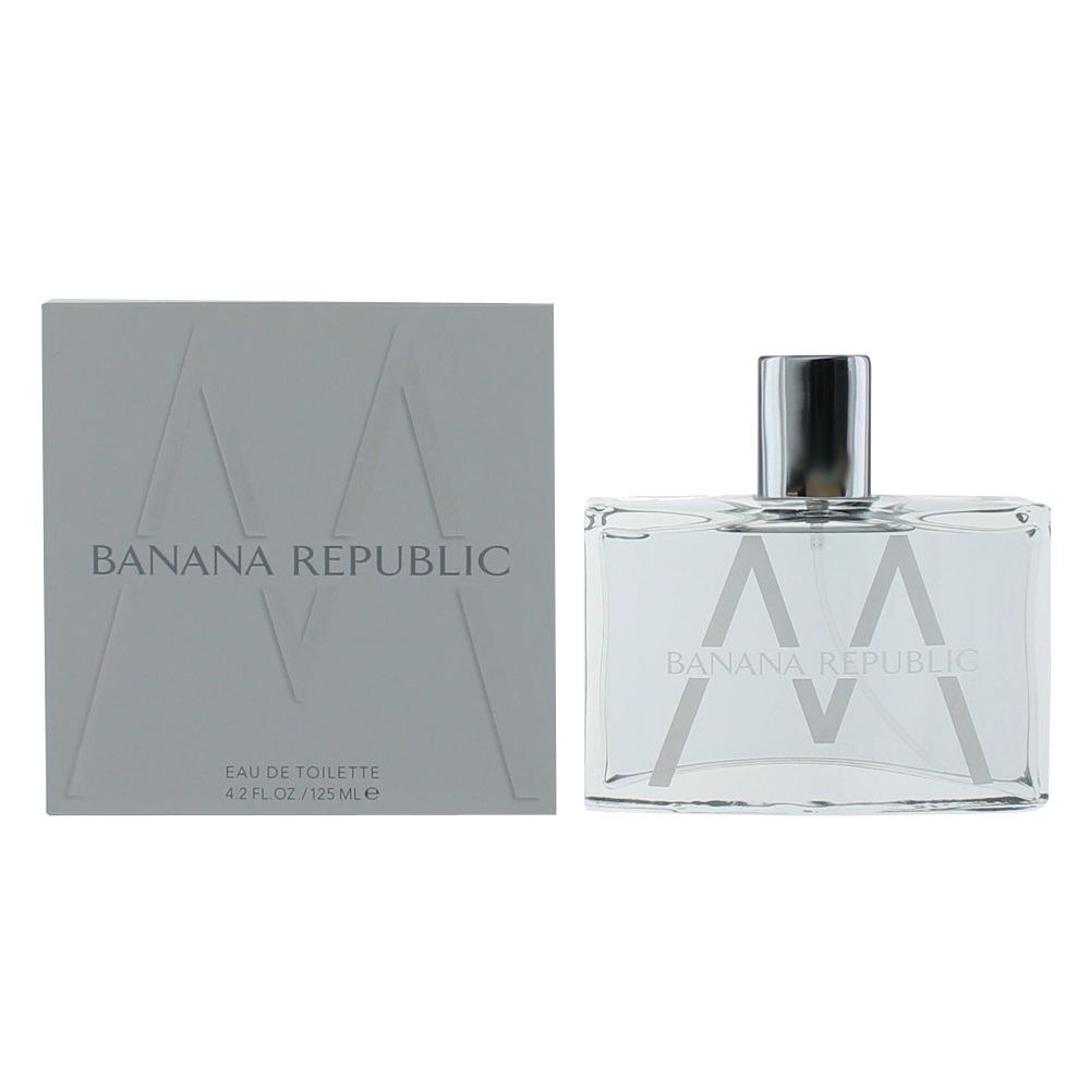 Banana Republic M Eau De Toilette for Men 125ml