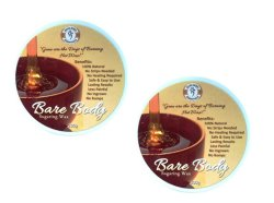 Bare Body PH Sugaring Wax Hair Remover 200g Set of 2