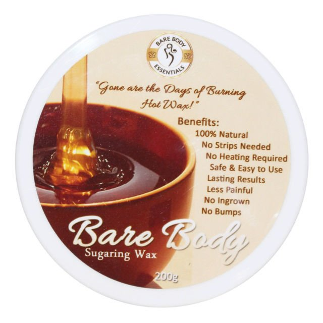 Bare Body Sugar Wax Regular (200g) product preview, discount at cheapest price