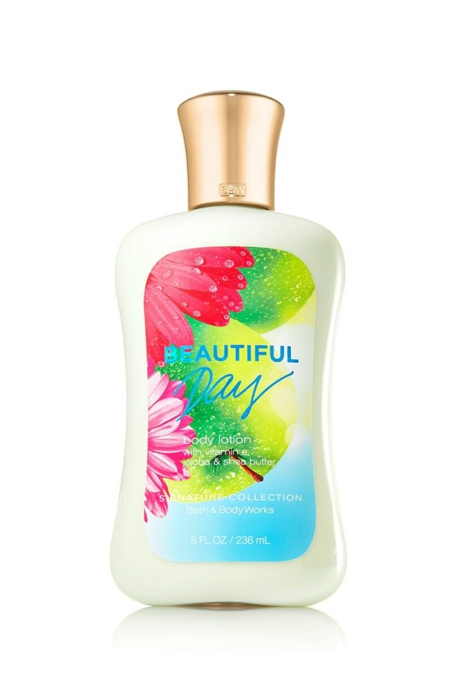 Bath and Body Works Beautiful Day Lotion 236ml