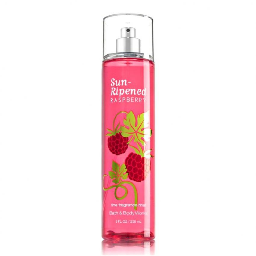 Bath and Body Works Fine Fragrance Mist Sun Ripened Raspberry 8oz/236mL product preview, discount at cheapest price